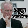 Tim Gunn is concerned