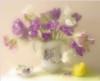 натюрморт, тюльпаны