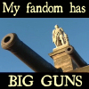 COLLINGWOOD my fandom has big guns