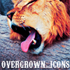 overgrown icons