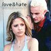 BtVS Spike/Buffy love and hate