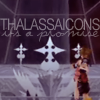 thalassaicons • graphic journal of misha and mochi