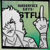 murderface: annoyed, annoyed, mbm: crop, young murderface, murderface: bein' a dick