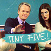 izlzi: tiny five!