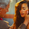 NCIS/ Cote de Pablo and Mark Harmon, Gibbs and Ziva