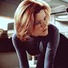 mad: Star Trek - voyager janeway grey t bent
