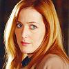 Agent Dana Scully: bemusement