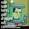 Zoidberg: Futurama: communist