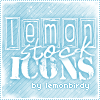 Lemonstock Icons