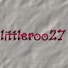 Littleroo27 w/ Grey Background