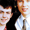 william moseley and skandar keynes;