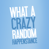 The Writer They Call Tay: DH: Random Happenstance