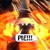 Vivi, Pie