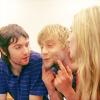 Goosey: (ATU) Kissy face!