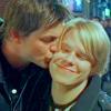 i'm unclean a libertine , said rachel: qaf:brianjustin kiss on cheek :)