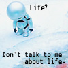 Marvin - Don't talk to me about life