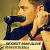 Ellen: Jensen!Dean - Sexiest Man