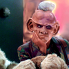 Quark and the tribbles [DS9 annoyed]