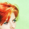 bowie red