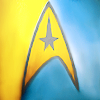 TV | ST:TOS | Badge