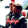 d: Lee & Sam 'flyboys' (u)