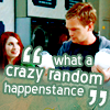 [Dr. Horrible] Crazy Random Happenstance