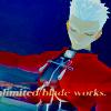 Mini: Archer; unlimited blade works