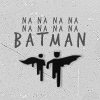 rockpapershizzle: Batman!