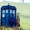 tempestsarekind: martha + ten + TARDIS