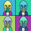 Oscar: Doctor Who - Warhol Ood