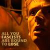 DW: fascists orange