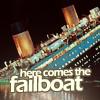 titanic failboat