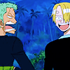 【JAZZHANDS】: zoro & sanji [one piece]; lol