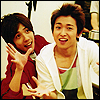 ohmiya - these are our silly faces