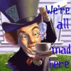 Mad Hatter - We're All Mad Here