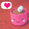 .that girl.: coffee crotchet love