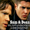 Sharon: SPN - No_get_LJ