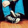 hazy: Patrick: cute feet - by me