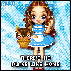 Doll Icons - There's no place like home