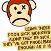 monkeys // iconseeyou