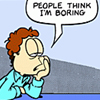 Jon Arbuckle - stolen, lol.