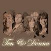 Claire: Ten/Donna - Sepia