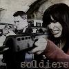 Valderys: Ianto & Gwen - soldiers