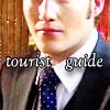 Valderys: Ianto - tourist guide