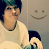 Smiling L