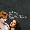 twilight ;; and so the lion fell in love