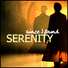 entries re: serenity and <3