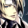[ FFVII ; Rufus ; Bandaged & smirking ]