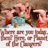 clangers, LoM - Gene quote - clangers