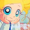 Riz: ⌠tmohs⌡ ♪ haruhi: hmmm..